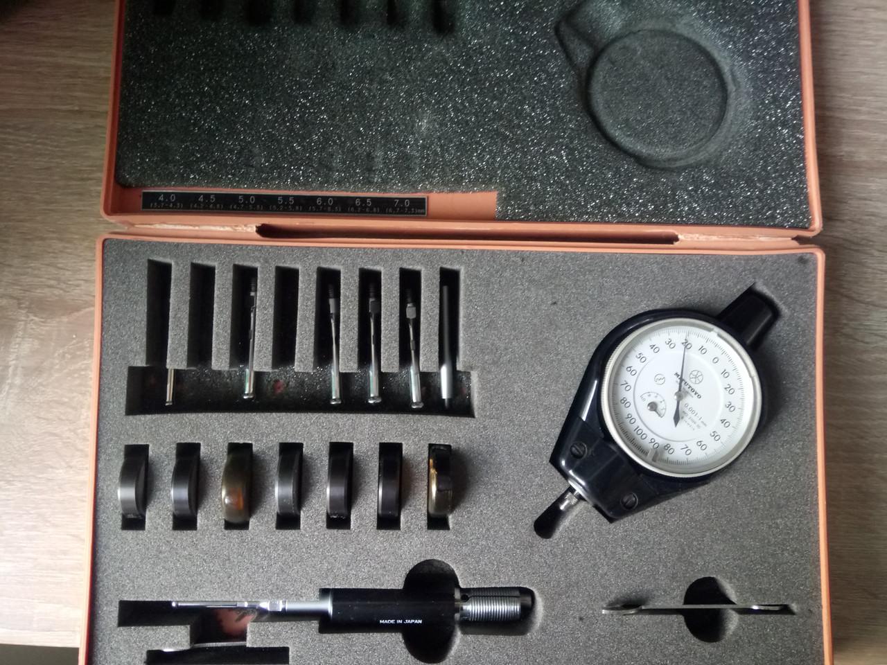 Нутромер НИ (3,7-7,3 )Япония  с хранения (возможна калибровка в УкрЦСМ)