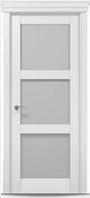 "Двери межкомнатные Папа карло ""Millenium ML-07 экошпон renolit"