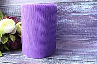 Фатин 15 см, 25 ярд/рулон, фиолетового цвета