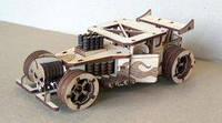 "3D-пазл Автомобиль ""Родстер-PUNISHER"" 22см (140 деталей)"