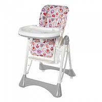 Детский стул для кормления ребёнка TILLY Bistro T-641 Grey
