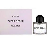 Парфюмированная вода Byredo Super Cedar 100 мл. унисекс