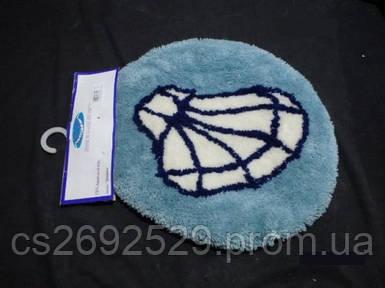 Ракушки коврик для крышки унитаза