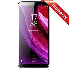 """☛Смартфон 5.5"""" HOMTOM S7, 3/32GB Silver 4 ядра камера 8 Мп 2900 mAh Android 7.0 сканер пальца"""
