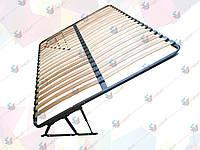 Каркас кровати ортопедический двухспальный с подъемным механизмом(с фиксатором) 2000х1400 мм боковое, 2.5
