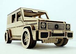 """Контруктор-игрушка автомобиль """"Mersedes G-Class Gelandewagen"""""""