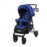 Прогулочная коляска для ребёнка BABYCARE Strada CRL-7305 Midnight Blue