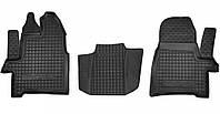 Полиуретановые коврики для Ford Tourneo Custom (1+1) первый ряд 2013- (AVTO-GUMM)