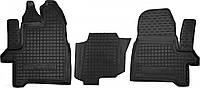 Полиуретановые коврики для Ford Tourneo Custom (1+2) первый ряд 2013- (AVTO-GUMM)