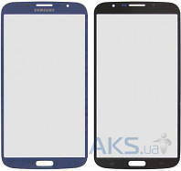 Стекло для Samsung Galaxy Mega 6.3 I9200, I9205 Original Blue