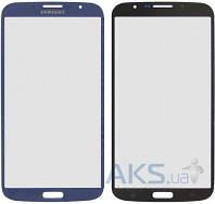 Стекло для Samsung Galaxy Mega 6.3 I9200, I9205 Original Blue