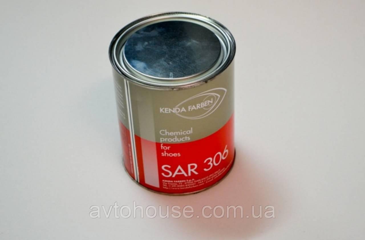 Клей дисмакол SAR 306 wn ,чорний 1л