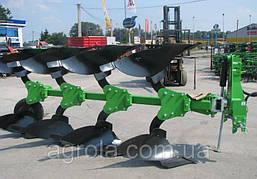 Плуг оборотный 4 корпуса (3+1) Bomet Польша, фото 3