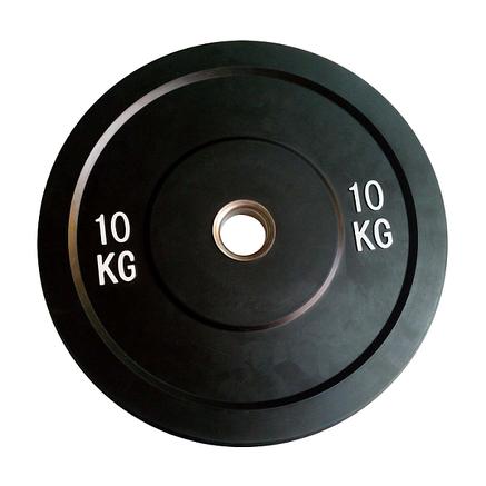 Бамперный диск 20 кг Rising Bamper Plate  для дома и спортзала, Киев, фото 2