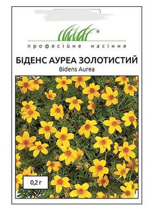 Семена биденс Ауреа золотистый 0,2 г, Hem Zaden, фото 2