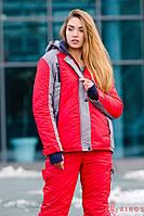 Женский зимний костюм лыжный