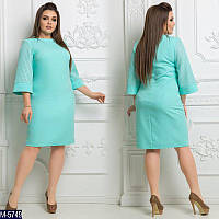 Платье  органза