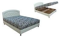 """Кровать двухспальная """"Cleo"""" 1600, фото 1"""