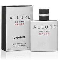 Духи мужские Chanel Allure homme Sport (Шанель Алюр хоум Спорт)