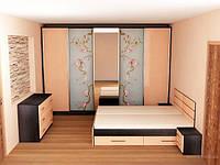 Спальный гарнитур пример 1