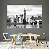 Картина - дворец Вестминстер Лондон