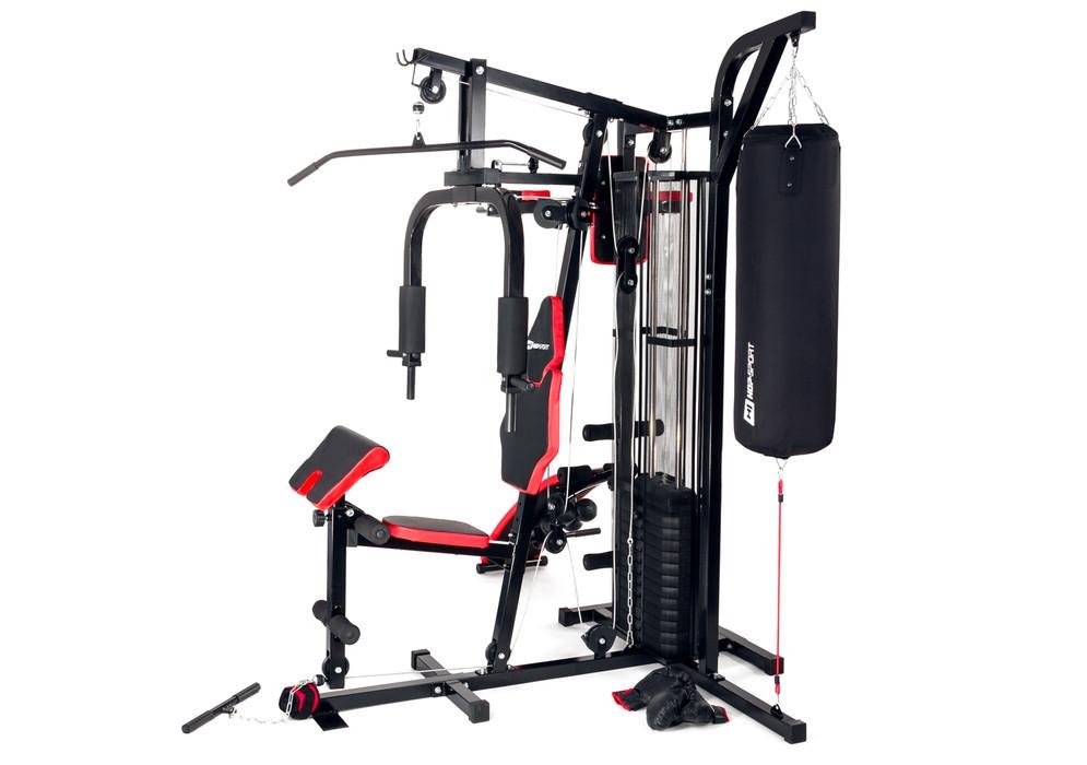Силовая-Workout станция Hop-Sport HS-1054K для дома и спортзала, Львов