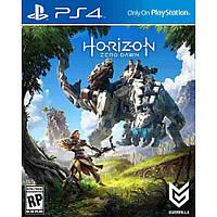 Игра Sony PS4 Horizon Zero Dawn русская версия