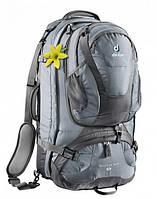 Рюкзак - сумка DEUTER TRAVELLER 55 + 10 SL для туризма и путешествий