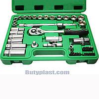 Кейс авто инструмента INTERTOOL ET-6039SP Универсальный набор автомобилиста