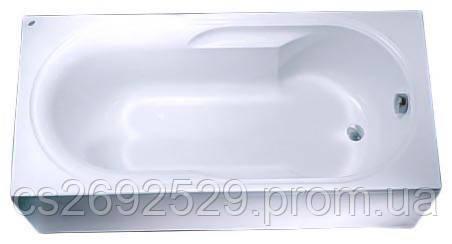 LAGUNA ванна прямоугольная 150*75 см, глубина: 42см, емкость: 115л, с ножками SN0, фото 2