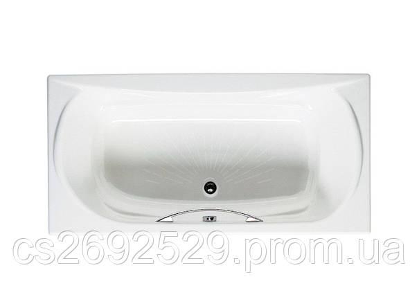 AKIRA ванна 170*85см с ручками, с подголовником, без ножек, фото 2