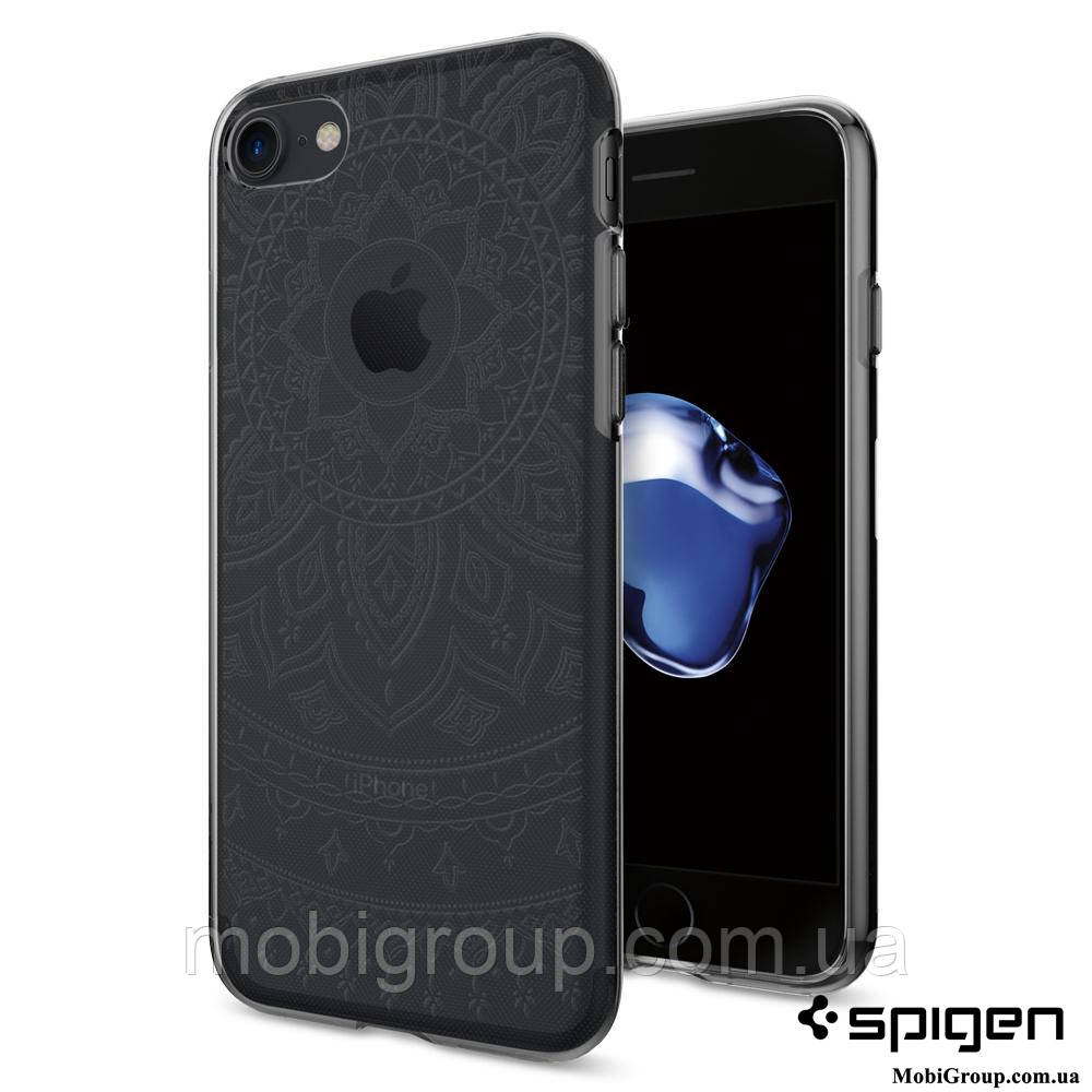 Чехол Spigen для iPhone 7 / 8 Liquid Crystal, Shine Clear
