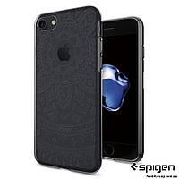 Чехол Spigen для iPhone 7 / 8 Liquid Crystal, Shine Clear, фото 1
