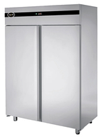 Морозильный шкаф Apach F 1400 BT (-18°...-22°С, нерж.)
