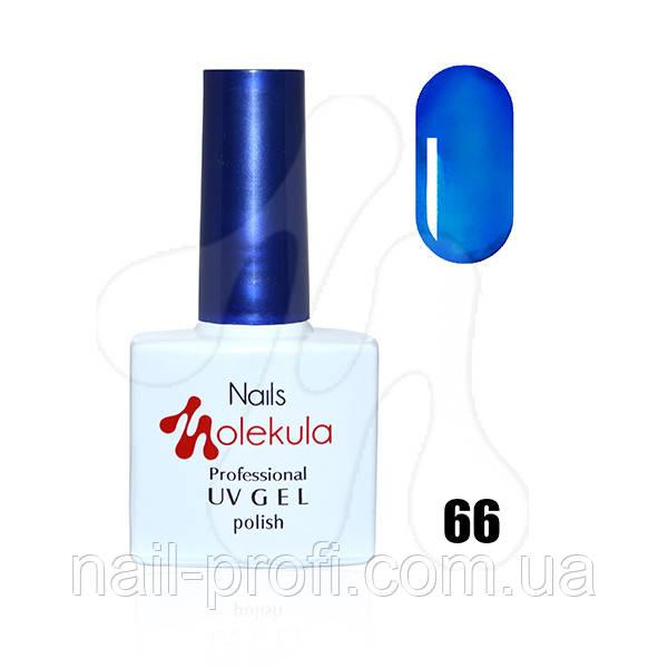 №66 Вітражний синій
