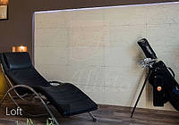 3-D панель из гипса Loft