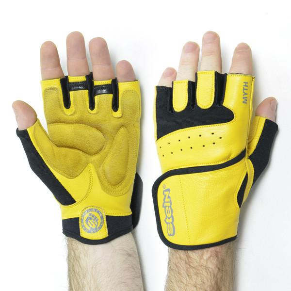 Тренировочные перчатки для фитнеса и бодибилдинга Stein Myth GPT-2229 для дома и спортзала, Киев XL