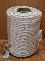 Веревка статическая Кани 12-40 класс 10 мм (шнур полиамидный)