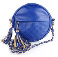 Маленькая круглая сумочка