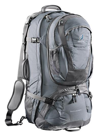 Рюкзак - сумка DEUTER TRAVELLER 80 + 10 для туризма и путешествий