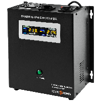 ИБП 220 В с правильной синусоидой LPY-W-PSW-1000VA+ (700Вт) 10A/20A 12В