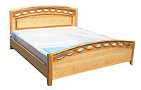 Кровать из натурального дерева Виктория 2 1400*2000