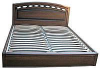 Кровать из натурального дерева Виктория 1, 1600*2000, фото 1