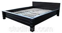 Кровать деревянная Хайтек, 1600х2000, фото 1