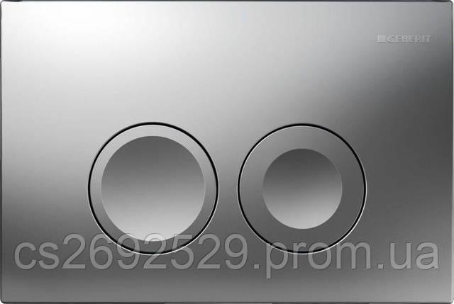 Delta 21 Смывная клавиша, пластик, хром.мат, фото 2