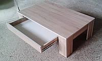 Журнальный столик СЖ-3 с шухлядой