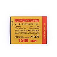 Аккумулятор Samsung S5360 EB454357VU Aalanche Premium 1250 mAh (ALMP-P-SM.S5360CP1500)