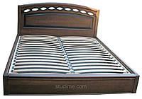 Кровать из натурального дерева Виктория 1, 1400*2000