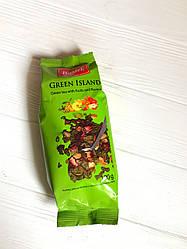 Зелёный чай Bastek с фруктами и цветами 100 грм