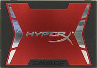 """Жесткий диск внутренний 240 Gb SATAIII MLC 2.5"""" Kingston HyperX Savage (SHSS37A/240G)"""